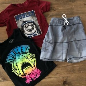 Surfer toddler lot of 3 items. 3T. EUC